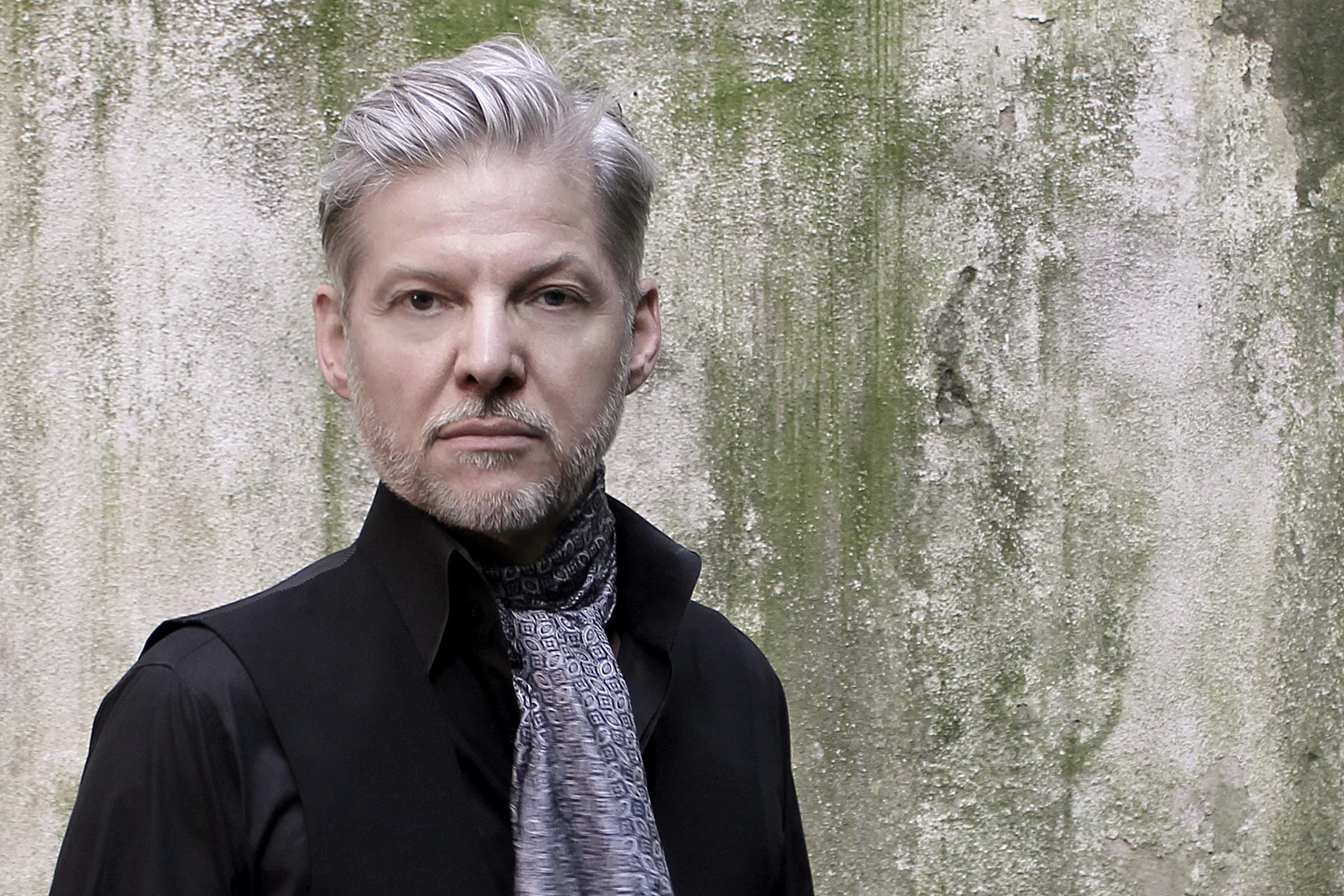 Portrait von Wolfgang Voigt alias GAS