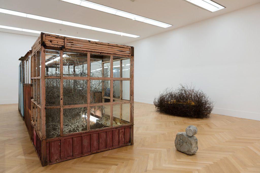 Vajiko Chachkhiani, Ausstellungsansicht,