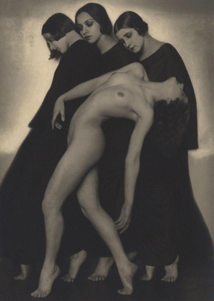 Bewegungsstudie, 1925, Rudolf Koppitz © Estate of the artist / Courtesy of Galerie Kicken Berlin