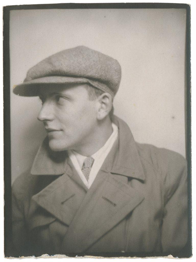 Photomaton-Selbstporträt, anonym, 1930 © Günter Karl Bose, Berlin