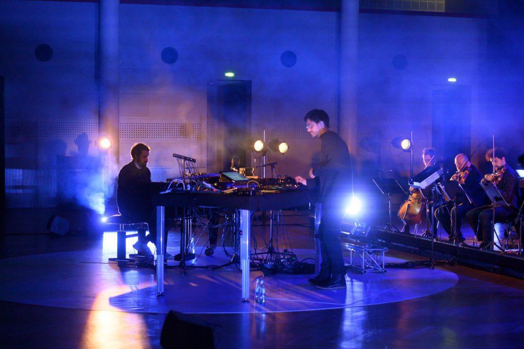 live arts – Grandbrothers & Ensemble